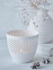 Bone China Tealight Holder