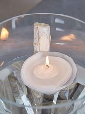 Conical Floating Candle