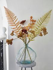 Large Faux Flower Bouquet - Soft Nature