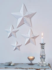 Elegant Paper Star Set