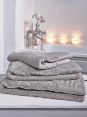 Luxurious Soft Towels - Natural