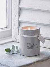 CALM Candle - Eucalyptus & Mint