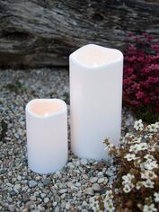 Storm Outdoor LED Candles