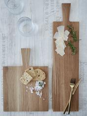 Raw Oak Chopping Boards
