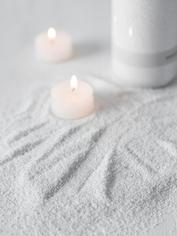 White Candle Sand